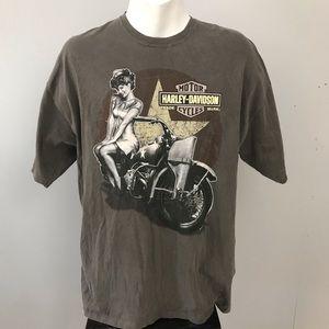 Harley Davidson Essex Vermont T Shirt XXL 2XL